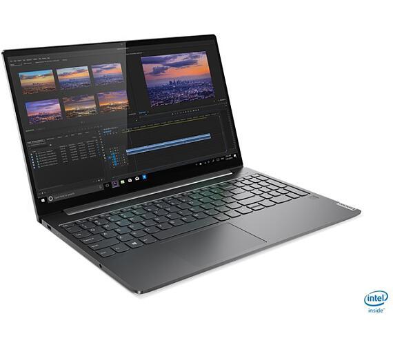 "Lenovo YOGA S740-15IRH i9-9880H 4,80GHz/16GB/SSD 1TB/15,6"" FHD/IPS/DolbyVision/HDR/500nitů/GeForceGTX1650 4GB/WIN10 PRO (81NX002BCK)"