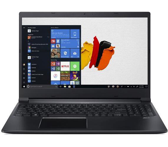 "Acer ConceptD 3 (CN315-71P-7341) i7-9750H/8GB+8GB/512GB SSD+2TB/15.6"" FHD IPS slim bezel Acer matný LCD/NVIDIA T1000/W10 Pro/Black (N"