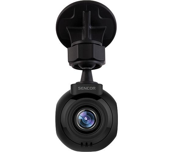 SCR 5000GS FHD Kamera do auta Sencor + DOPRAVA ZDARMA