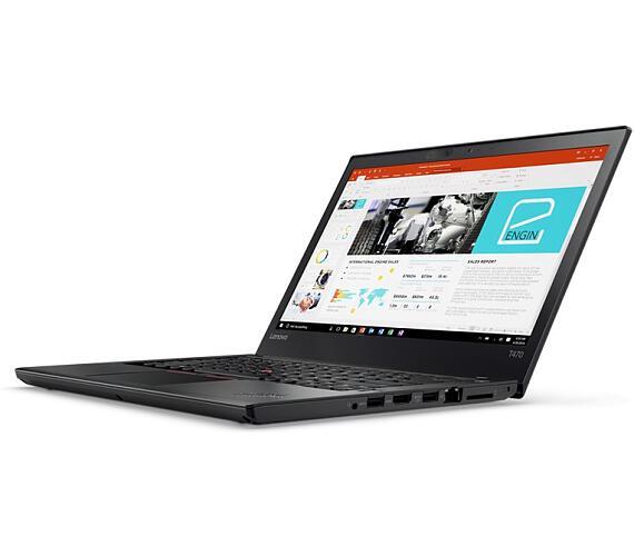 """Lenovo ThinkPad T470 i5-6300U 3,00GHz/8GB/SSD 256GB/14"""" FHD/AG/WWAN ready/WIN10 PRO (20JNS45Y0A)"""