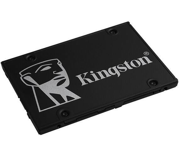 "Kingston SSD 256GB KC600 SATA3 2.5"" (R:550"