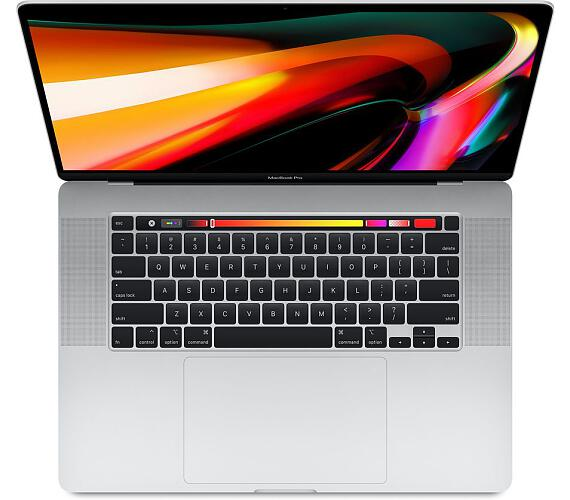 MacBook Pro 16'' i7 2.6GHz/16G/512/TB/SK/Silver (MVVL2SL/A)