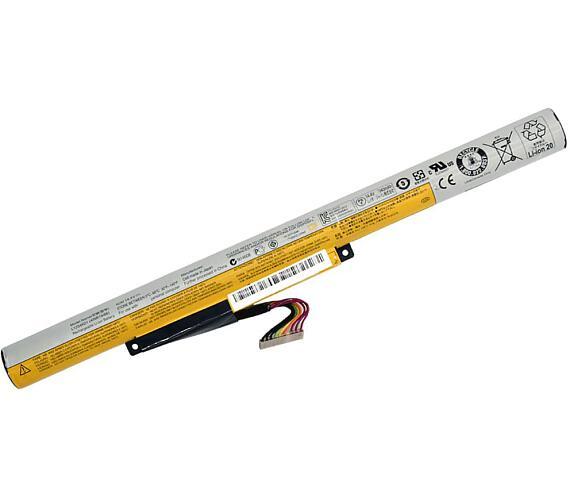 TRX baterie Lenovo/ 2600mAh/ pro IdeaPad P500/ Z400/ Z400 Touch/ Z500/ Z500 Touch/ Z510/ Z510 Touch/