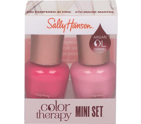 Lak na nehty Sally Hansen Color Therapy