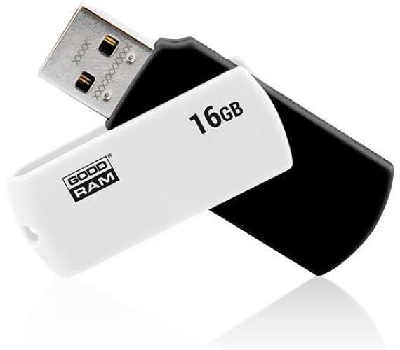 GOODRAM USB 2.0 16GB bíločerná