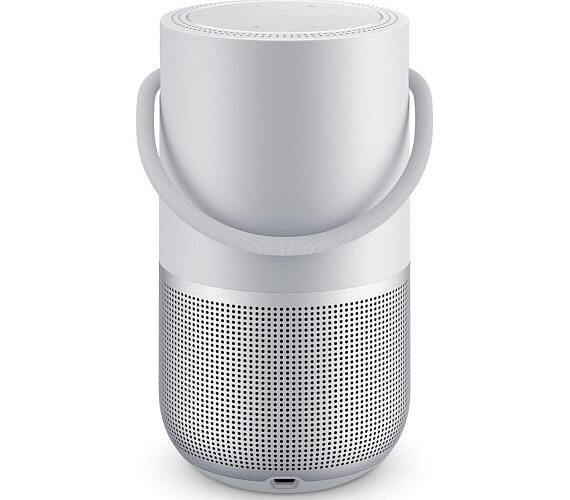 Bose Portable Home Speaker stříbrný + DOPRAVA ZDARMA
