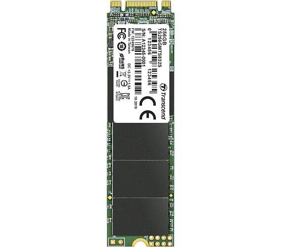 Transcend MTS832S 256GB SSD disk M.2
