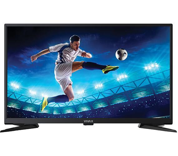 """VIVAX LED TV 32""""/ TV-32S60T2/ HD Ready/ 1366x768/ DVB-T2/ H.265/ 2x HDMI/ USB/ Hotelový mód"""