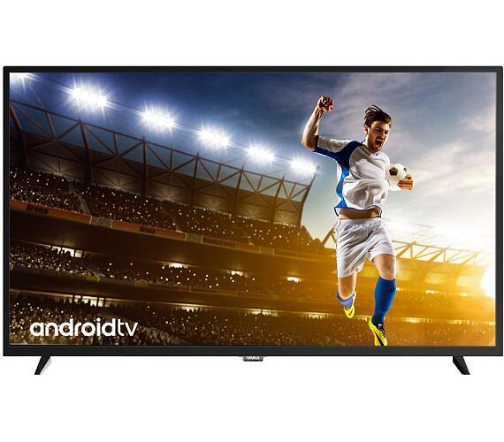 """VIVAX LED ANDROID TV 49""""/ TV-49S60T2S2SM/ Full HD/ 1920x1080/ DVB-T2/ H.265/ 3xHDMI/ 2x USB/ Hotelov"""