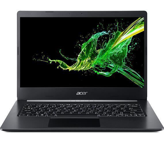 "Acer Aspire 5 (A514-52-58HX) Core i5-10210U/4GB+4GB/512GB SSD/14"" FHD Acer matný IPS LED LCD/W10 Home/Black (NX.HLZEC.001)"