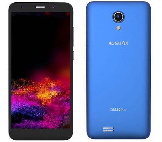 Aligator S5520 Duo 16GB Blue