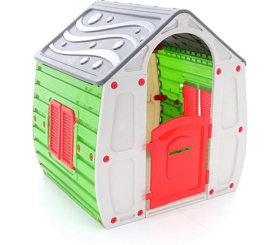 Starplast STARPLAST Magical House grey/green