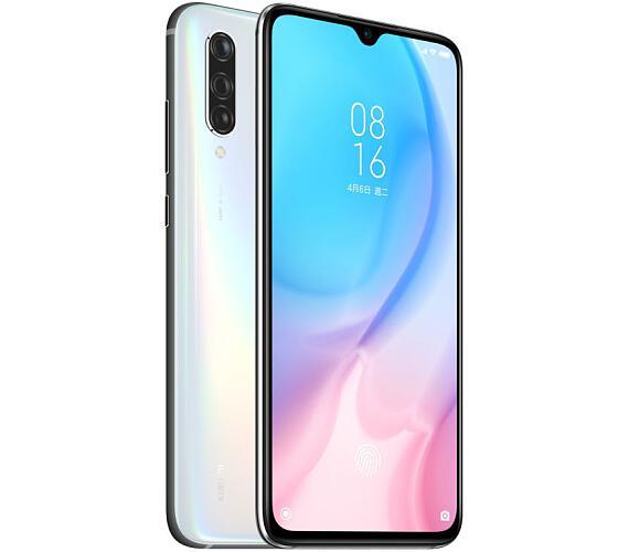 Xiaomi Mi 9 Lite bílá/6,39´´ OLED/2GHz OC/6GB/64GB/SD/2xSIM/48+8+2MPx/4030mAh (25220) + DOPRAVA ZDARMA