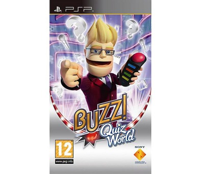 Sony PSP Buzz! Quiz CZ (Essentials)