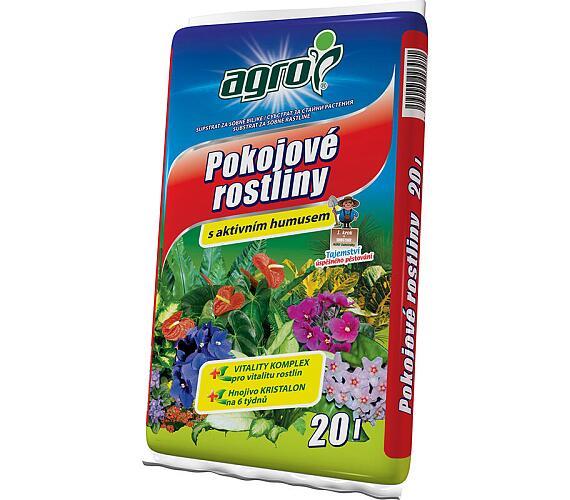 Agro pro pokojové rostliny 20 l CZ
