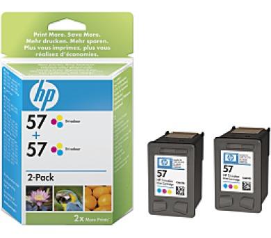 Inkoustová náplň HP No. 57 + DOPRAVA ZDARMA