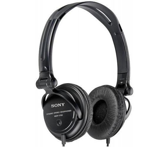 Sony MDRV150.CE7 - černá