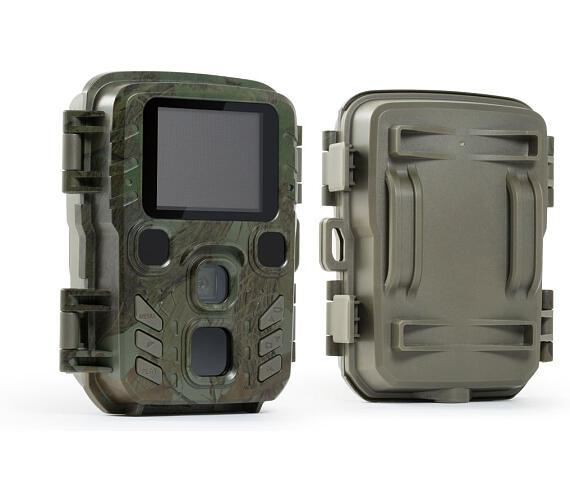 Technaxx fotopast Wild Cam 2MP - bezpečnostní kamera pro vnitřní i vnější použití,kamufláž (TX-117) (4795)