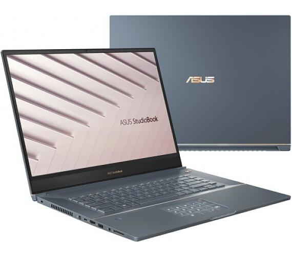"Asus StudioBook W700G2T - 17"" WUXGA/i7-9750H/1TB M.2 SSD/32G/Quadro T2000/W10 Pro (Grey) +2 roky NBD (W700G2T-AV004R)"