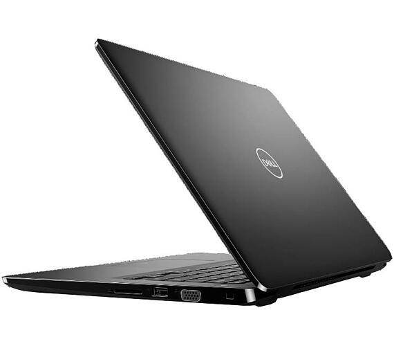 """Dell Latitude 3400 14"""" FHD i5-8265U/8GB/256GB/USB-C/MCR/HDMI/W10Pro/3RNBD/Černý (KT08Y)"""
