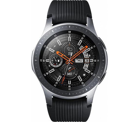 Samsung Galaxy Watch 46mm - stříbrné