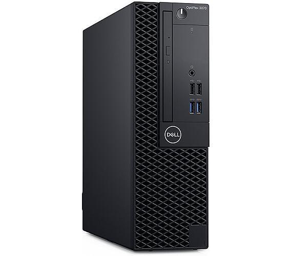 Dell OptiPlex 3070 SFF/ i3-9100/ 4GB/ 128GB SSD/ DVDRW/ W10Pro/ 3Y Basic on-site (57DXG)
