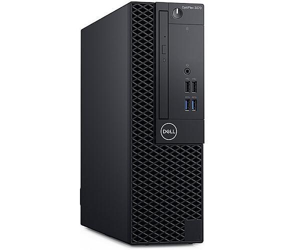Dell OptiPlex 3070 SFF/ i3-9100/ 8GB/ 256GB SSD/ DVDRW/ W10Pro/ 3Y Basic on-site (XDHH6)