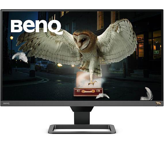"""BENQ 27"""" LED EW2780Q/ IPS panel/ 2560x1440/ 1000:1/ 5ms/ 2x HDMI/ DP/ repro/ HDR/ černý (9H.LJCLA.TBE)"""
