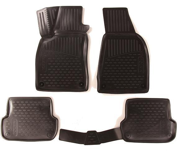 3D Gumové koberce AUDI A4 (B6) + DOPRAVA ZDARMA