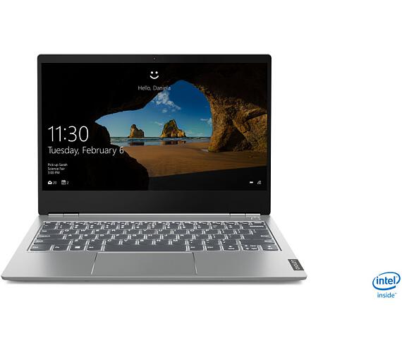 "Lenovo ThinkBook 14 i3-10110U/8GB/256GB SSD/integrated/14"" FHD TN matný/Win10HOME/MineralGray (20RV003GCK)"