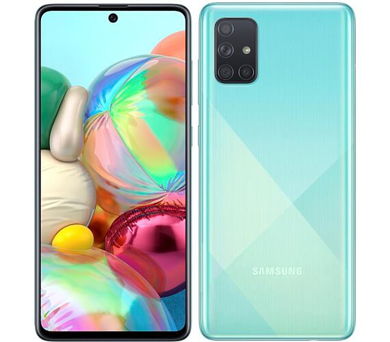 Samsung A715 Galaxy A71 Blue + DOPRAVA ZDARMA