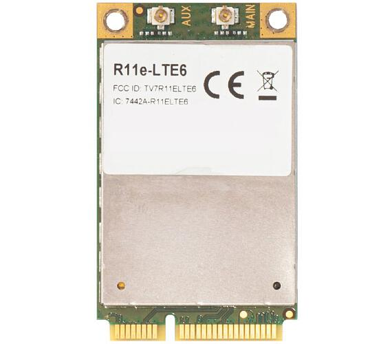 MIKROTIK LTE6 modem/ karta do slotu miniPCI-e (R11e-LTE6)