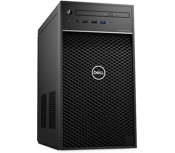 Dell Precision T3630/ Xeon E-2236/ 16GB/ 256GB SSD + 1TB (7200)/ Quadro P2200/ W10Pro/ 3Y PS on-site (59K1H)