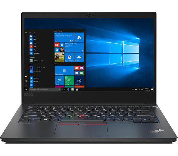 "Lenovo ThinkPad E14 i5-10210U/8GB/256GB SSD+1TB-5400 HDD/integrated/14"" FHD IPS matný/Win10PRO černý (20RA0011MC)"