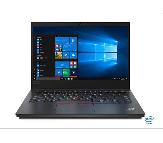 "Lenovo ThinkPad E14 i5-10210U/8GB/256GB SSD/integrated/14"" FHD IPS matný/Win10PRO černý (20RA0016MC)"