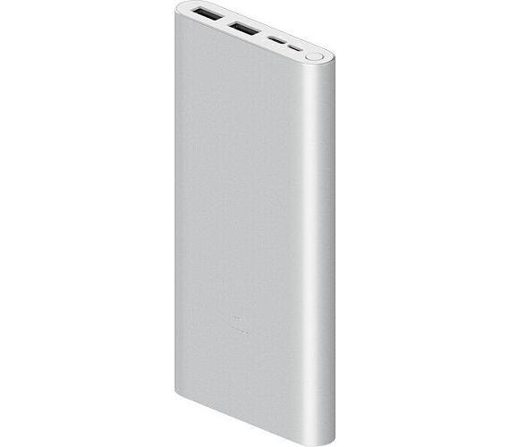 Xiaomi Mi 18W Fast Charge Power Bank 10000mAh 3 stříbrná (24269)