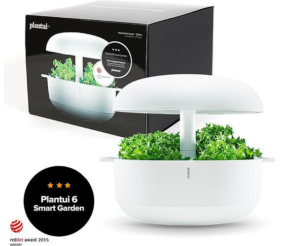 Plantui 6 Smart Garden + DOPRAVA ZDARMA