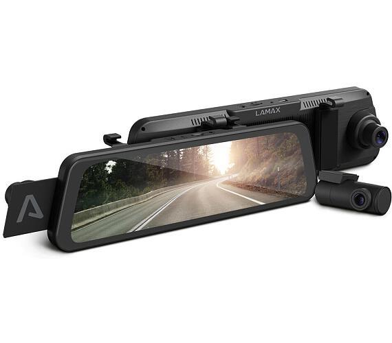 Lamax S9 Dual GPS (s detekcí radarů) + DOPRAVA ZDARMA