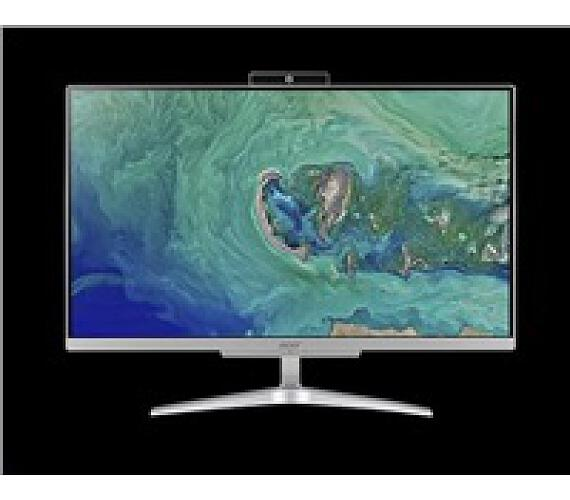 Acer PC AiO Aspire C22-865 - C24-865 - Intel i58250U,8GB,256 GB SSD,UHD Graphics 620