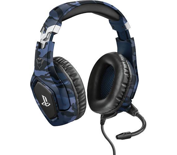 Trust GXT 488 FORZE-B PS4 HEADSET BLUE (23532)