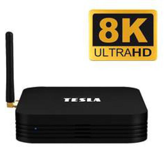 Tesla MediaBox X500 - 8K HDR multimediální přehrávač