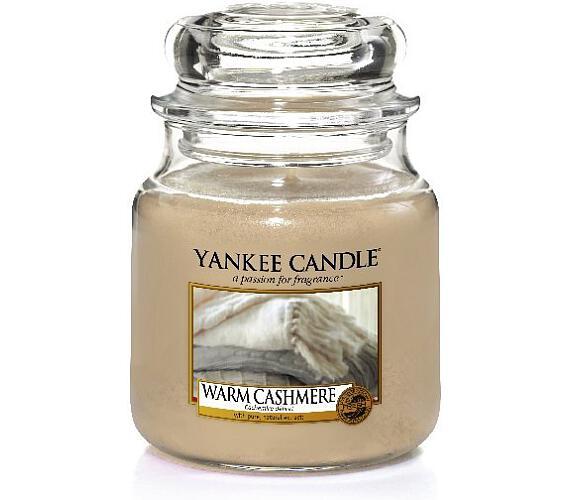 Vonná svíčka Yankee Candle Warm Cashmere