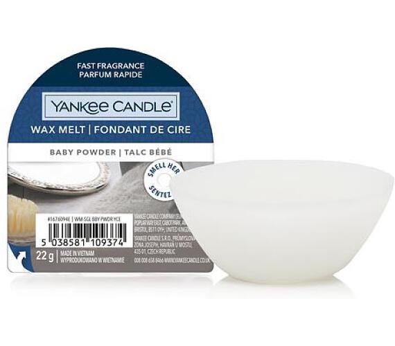 Vonná svíčka Yankee Candle Baby Powder