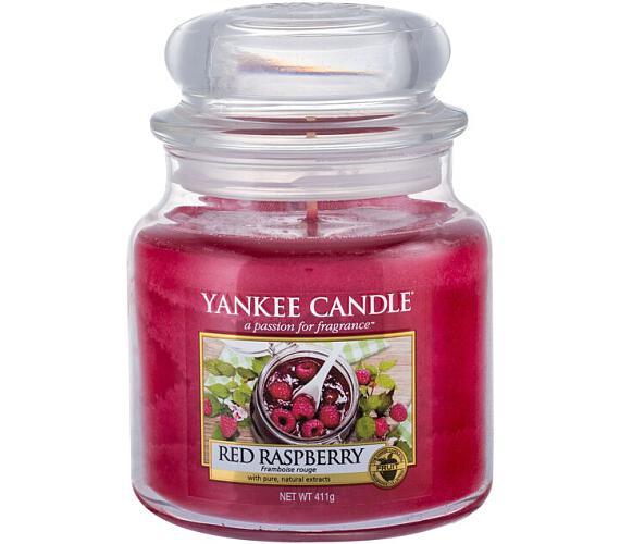 Vonná svíčka Yankee Candle Red Raspberry