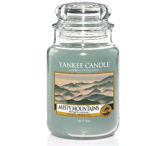 Vonná svíčka Yankee Candle Misty Mountains
