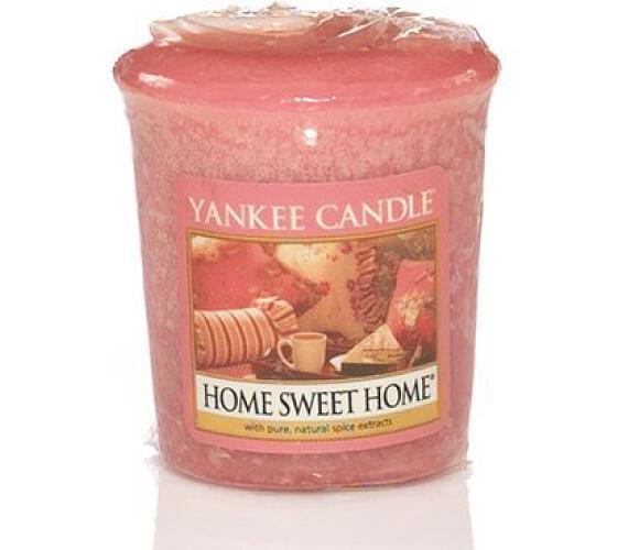 Vonná svíčka Yankee Candle Home Sweet Home