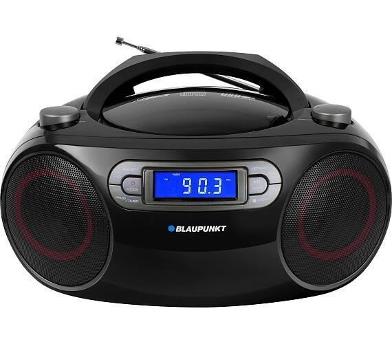 Blaupunkt BB18BK FM/CD/MP3/USB/AUX + DOPRAVA ZDARMA