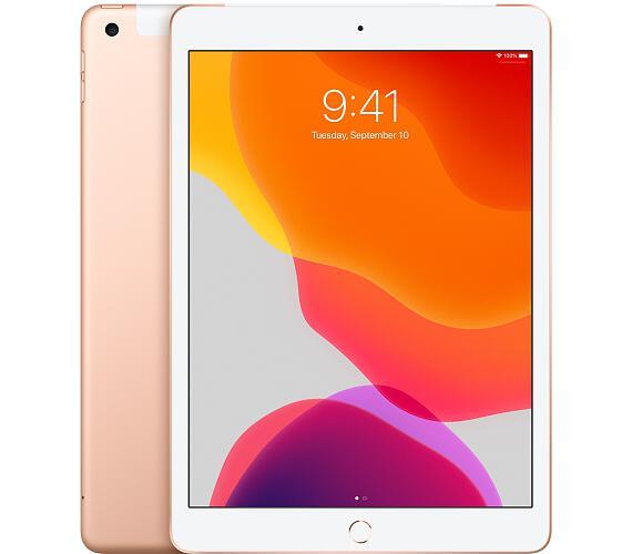 iPad Wi-Fi + Cell 128GB - Gold (MW6G2FD/A)