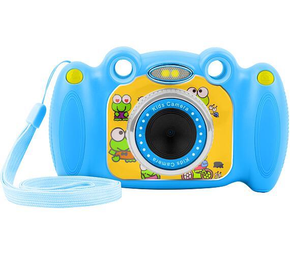 Digitální fotoaparát pro děti Ugo Froggy