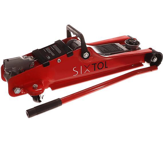 Pojízdný hydraulický zvedák 2,5t nízkoprofilový SX Jack 2,5T SIXTOL + DOPRAVA ZDARMA